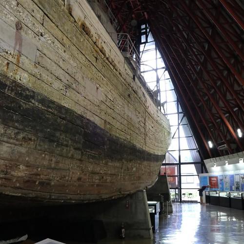 1947年につくられた船。第五福竜丸の歴史もまた、波乱万丈。