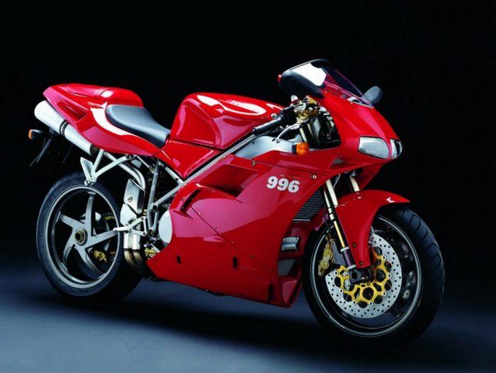 Ducati 996 2000 - 0