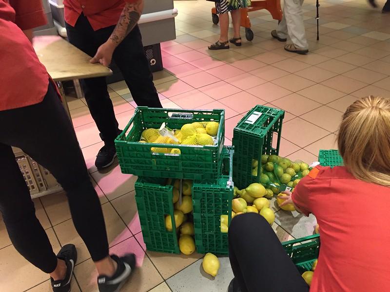 Spilt Lemons