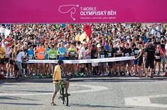 Přes 70 tisíc běžců oslavilo Olympijský den při T-Mobile Olympijském běhu