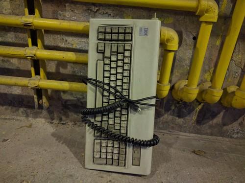 Feral Model F keyboard