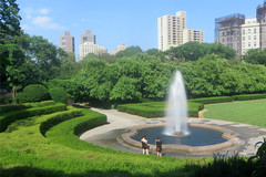 Conservancy Fountain