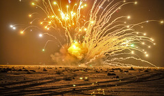"""New Year's Eve """"Bomb"""" Drop"""