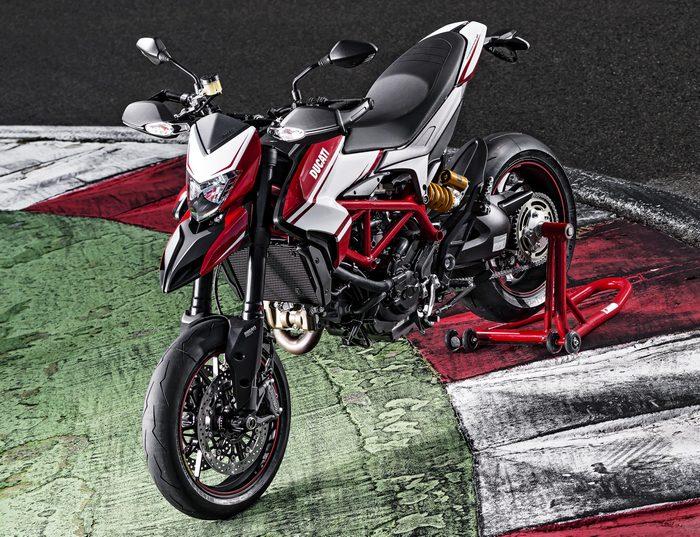 Ducati HM 821 Hypermotard SP 2015 - 11