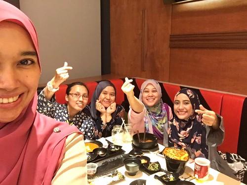 Iftar with GLC @ Dubuyo, Nu Sentral