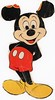 Nivens Micky Mouse cutting