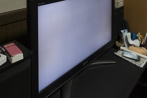 テレビ買い換え REGZA 40M510X