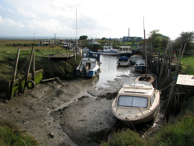 Stoke Creek, Isle of Grain