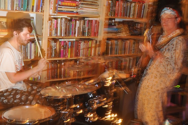 A-Listers at Black Squirrel Books