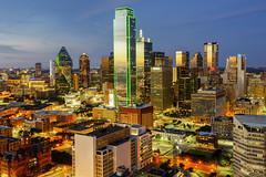 Dallas Twilight
