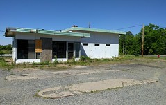Virginia Abandoned Service Station