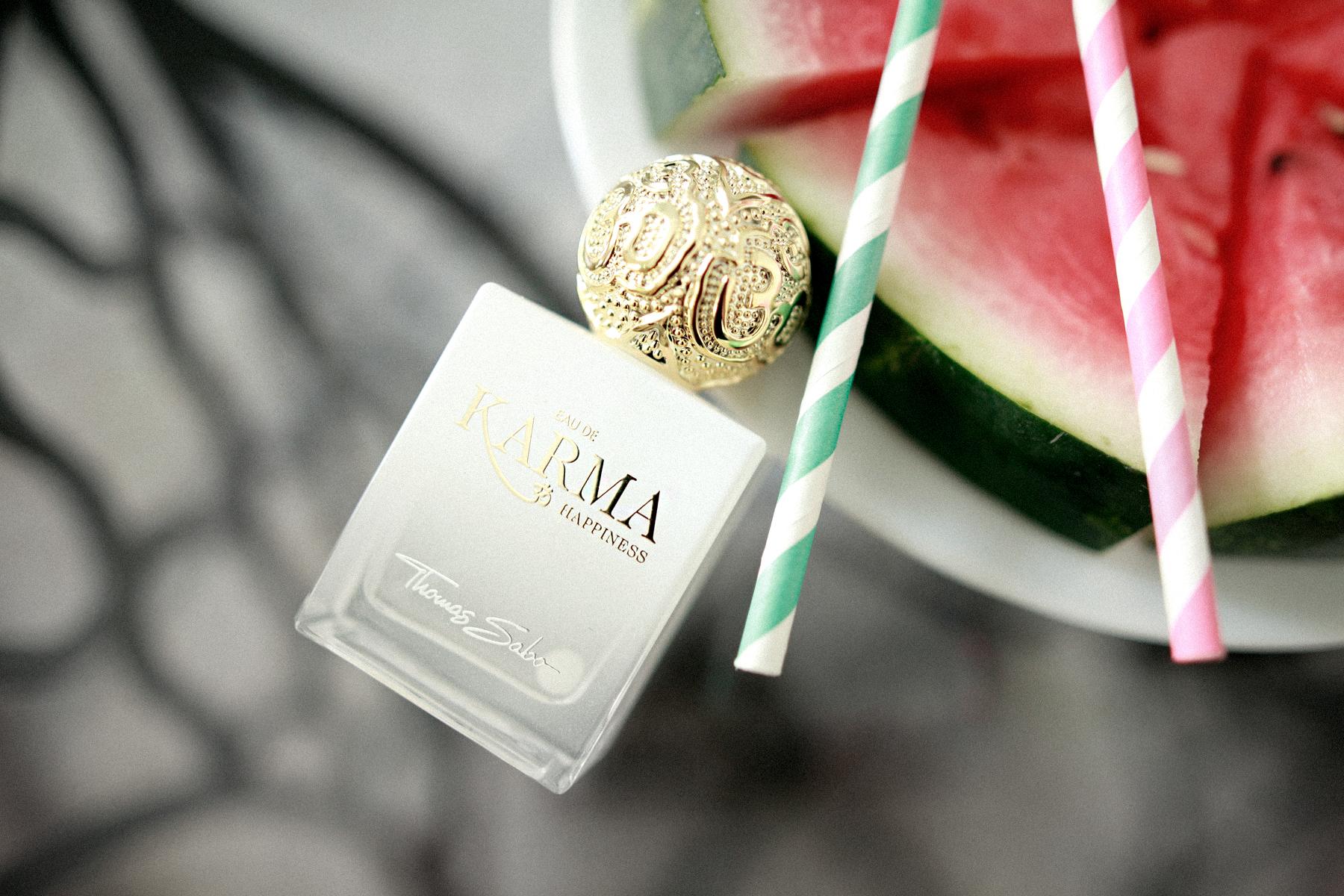 perfumes parfüms parfums summer edition thomas sabo happiness eau de karma elie saab ysl mon paris guerlain issey miyake l'occitane cats & dogs beautyblog beautyblogger düsseldorf germany luxury blog blogger ricarad schernus luxe blogger duft watermelon 1