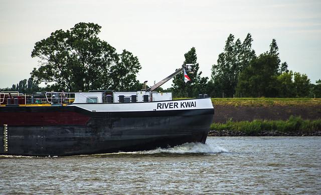 Motortankship : River Kwai