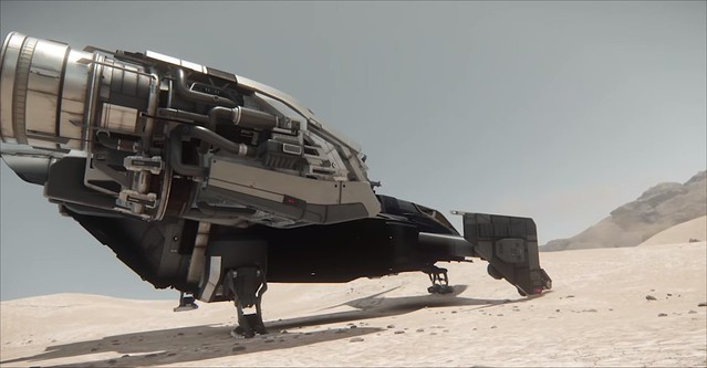 Star Citizen - Landing Gear Springs