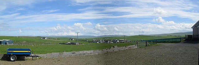 View From Cottage, Stromness