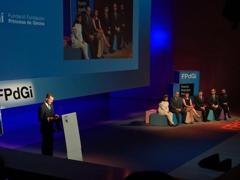 Entrega de Premios FPdGi 2017