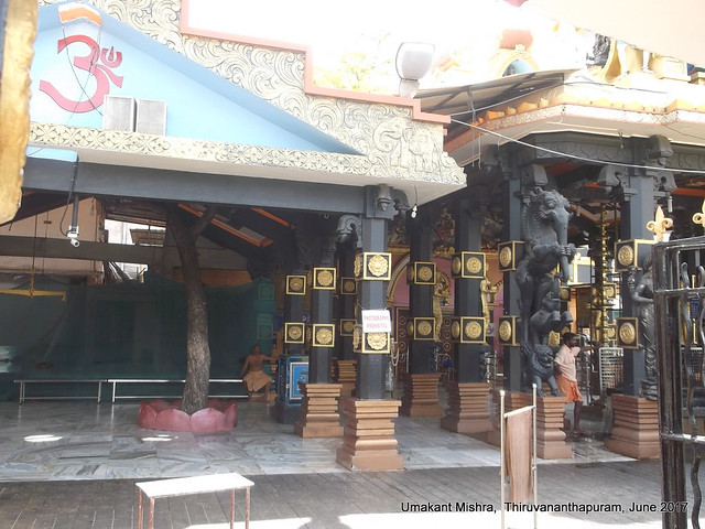 Maha Ganapati Temple Tiruvananthapuram 072, Fujifilm FinePix AX500