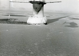 Näkymä partiolennolta Suomenlahdelta vuonna 1979