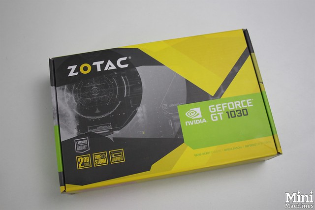 Zotac GeForce GT 1030 - 0035