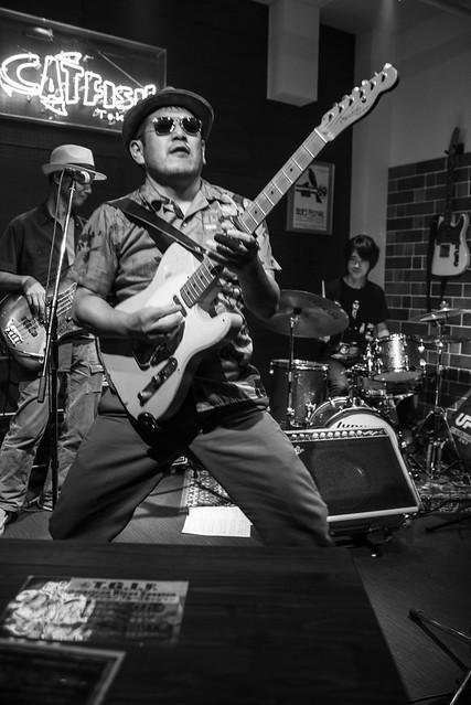 Texas Iida & Out Of Sights live at Catfish Tokyo, 09 Jul 2017 -00022