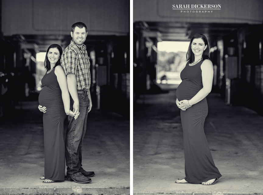 Kansas City maternity photos