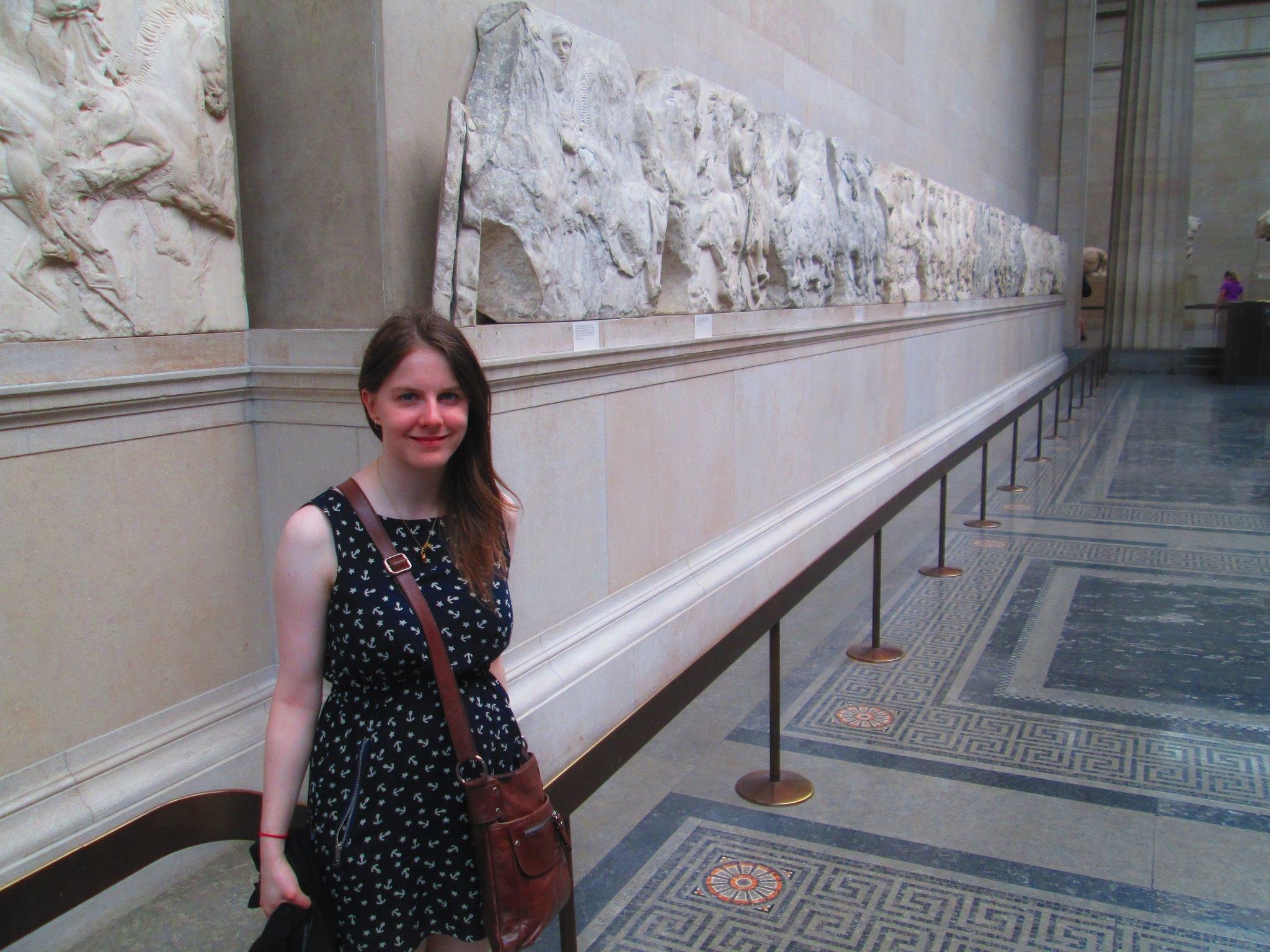 British Museum Greek Frieze