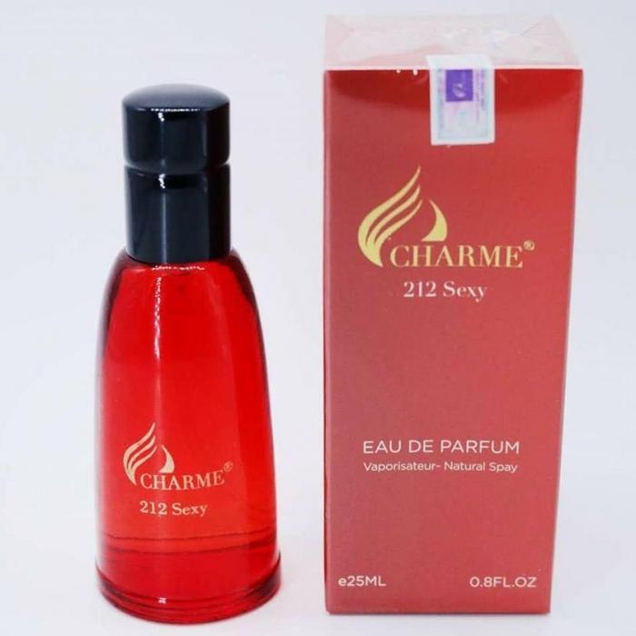 Nước hoa charme Perfume tinh dầu nhập khẩu Pháp đang gây sốt - charme 212 sexy
