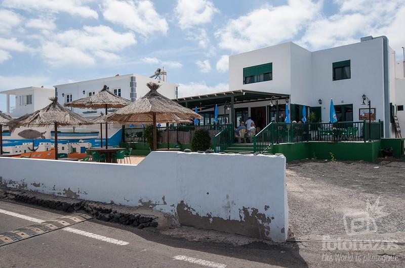 Punta Mujeres, restaurante Sol y Luna