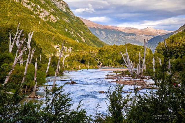 Remanentes de otros tiempos - Rio y Valle Exploradores (Patagonia Chile)