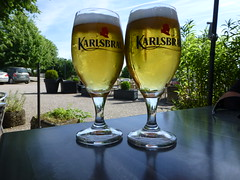 Two Beers - Photo of Lucy-sur-Cure