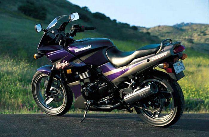 Kawasaki 500 GPZ 2001 - 0