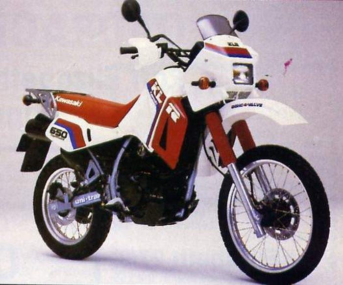 Kawasaki KLR 650 2002 - 19