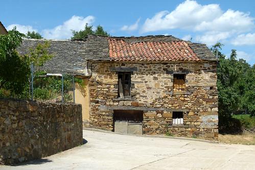 ARROYO DE LAS FRAGUAS (Guadalajara). Serrania. Spain. 2014. Arquitectura rural.