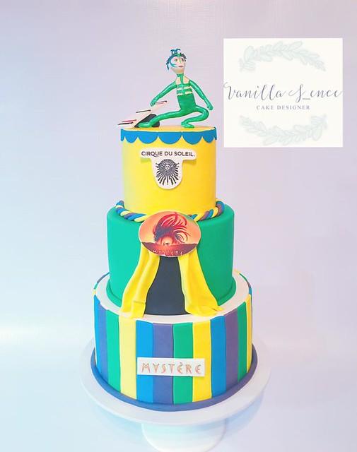 Cake by Vanilla S_ence