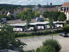 Mercure Beaune Centre - coaches and caravans