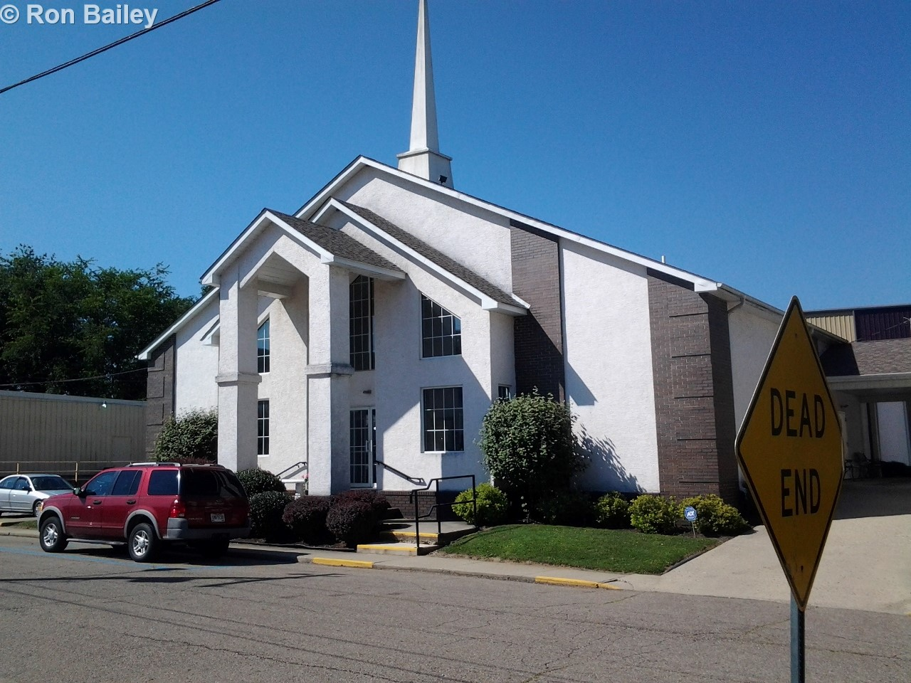 United Pentecostal Church, Nelsonville, OH.