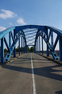 Basinbrücke Duisburg Ruhrort