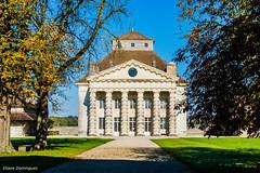 La saline royale d'Arc et Senans et la Grande saline de Salins-les-Bains  (Jura) Octobre 2013