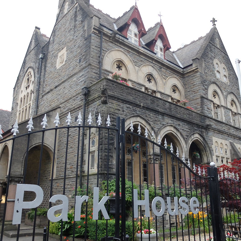 Park House Cardiff @porcelinasworld