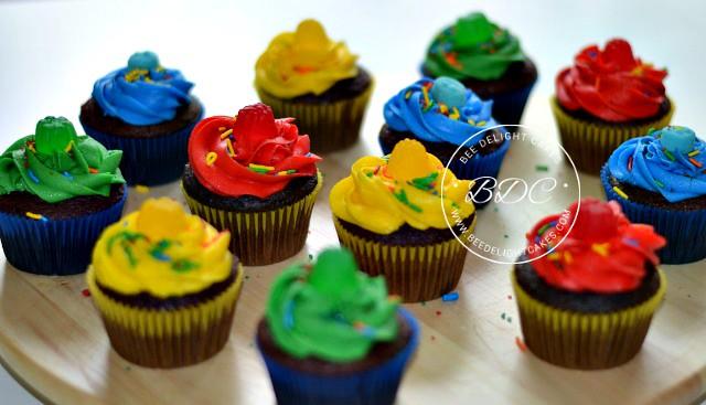 Bdc 000130 Cc Bee Delight Cakes Flickr