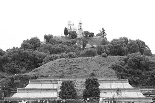 Ex convento de San Gabriel, Cholula