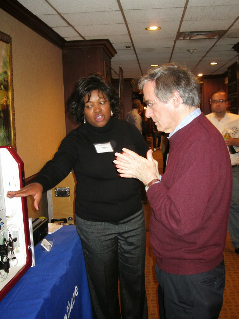 Carmen Marshall - GE Healthcare Rep & Doug Turner