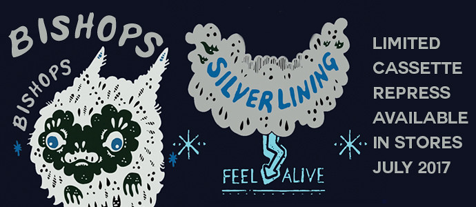 Bishops - Silver Lining + Feel Alive EP