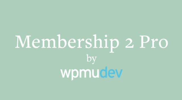 Membership 2 Pro WordPress Plugin free download