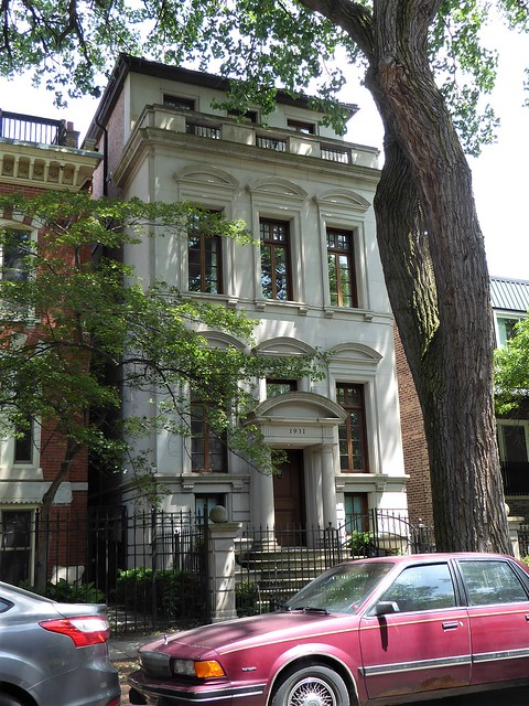 Chicago, Old Town Triangle, Residence