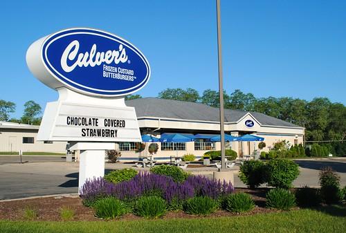 Culver's, Burlington Wisconsin