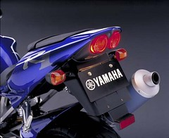 Yamaha YZF-R1 1000 2000 - 12