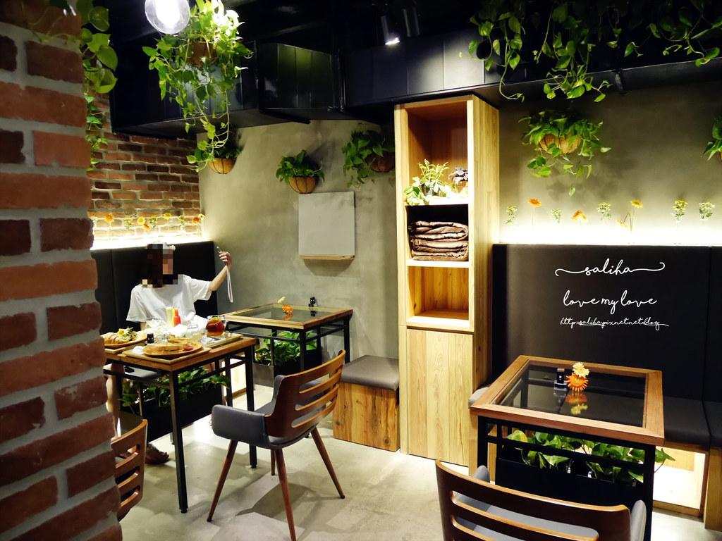 台北信義區花店咖啡館餐廳推薦FUJI FLOWER CAFE