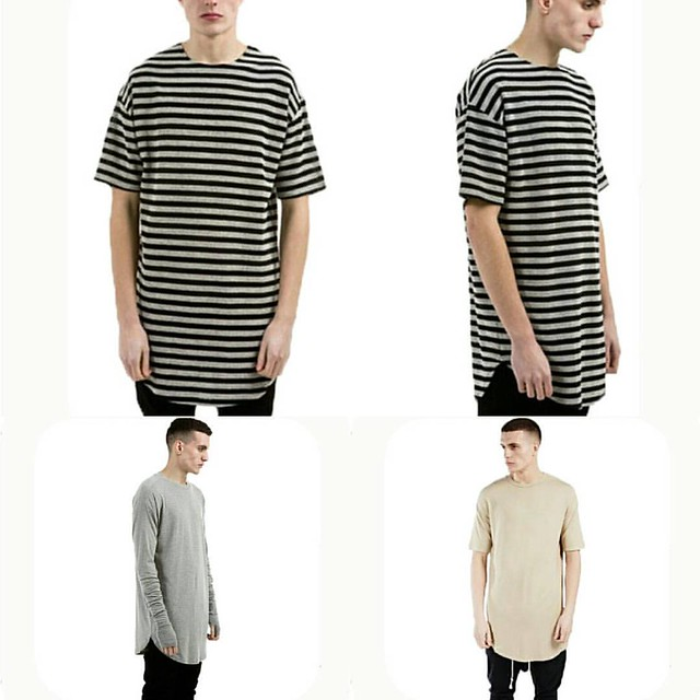 Men's long tail t shirt. FOB $1.8-3.0/piece MOQ 1000pcs Material:Cotton&polyester Fabric weight:130-180gsm Size:XS-3XL Color:customized Lead time:35-45days Shipment:By sea/air/FedEx Sample time:7-10 days Email:pinyanlls@hotmail.com Whatsapp:+8617370812580