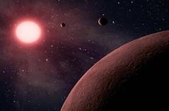 Yeni bir d�nya benzeri gezegen ke?fedildi